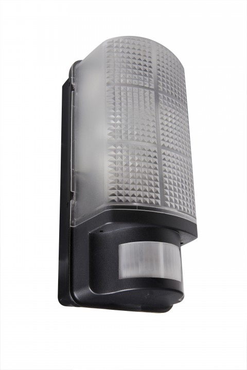 Buitenlamp Met Sensor Zwart.Sensor Zwart 7044 10 Buitenlamp Met Bewegingsmelder
