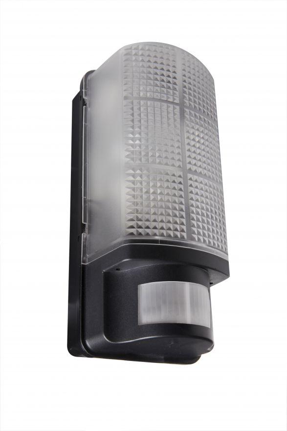 SENSOR zwart (7044-10, Buitenlamp met bewegingsmelder)