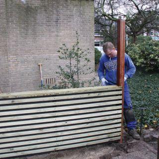 Noistop Wood 200 x 45 cm