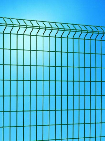 BEKAFOR CLASSIC paneel Groen RAL 6005    200 X 203 CM (per 5 stuks)