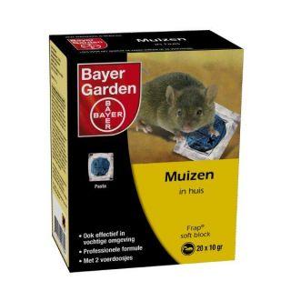 Bayer Frap soft block 20 st    10 gram  /  art. 1060248