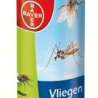 Bayer vliegen & muggenspray 400 ml  /  art. 1060200
