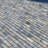 Oude hardgebakken Scoria Bricks