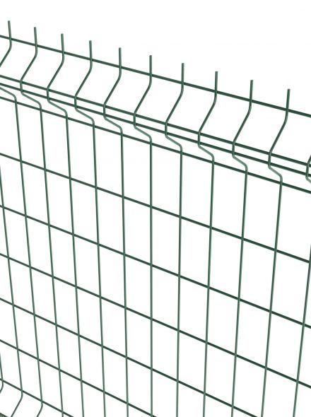 BEKAFOR CLASSIC paneel Groen RAL 6005    200 X 63 CM (per 5 stuks)