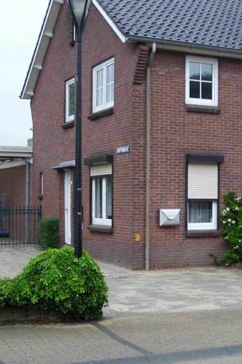 De Brievenbus RVS 60 x 17 x 45 cm