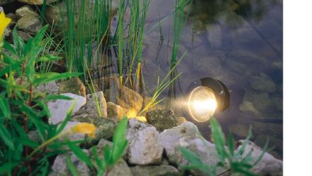 Vijververlichting - Onderwaterverlichting