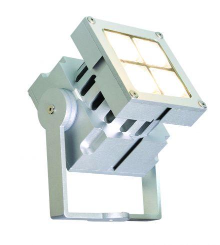 Spotpro powerspot zilver LED 10W (aanlicht spot 10-354621)