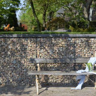 Schanskorf kant en klaar afmeting: 100 x 23 x 200