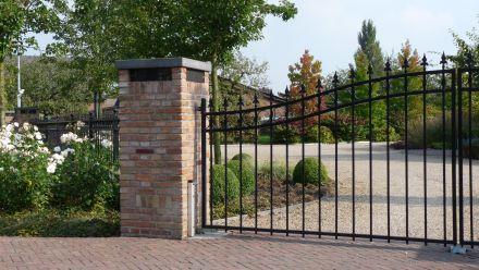 Sierhekwerken - Hekwerken - Tuinhek - Tuinpoort - Metalen hekwerken - Metalen poorten