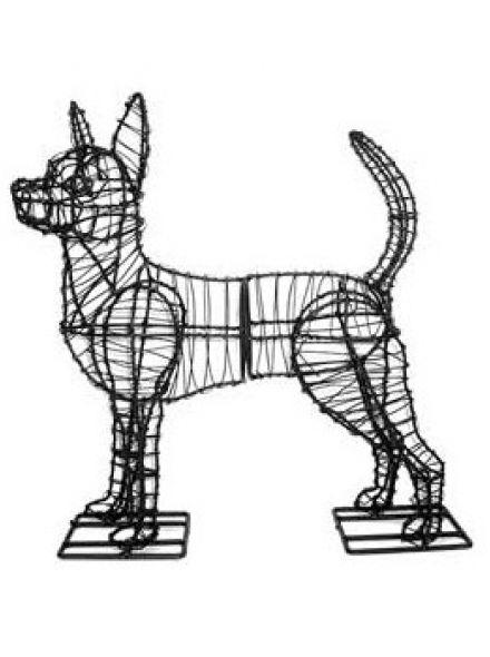 Chihuahua 42x40x12 cm (frame)