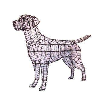 Labrador Retriever 75x100x24 cm (frame)