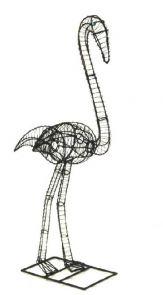 Flamingo 137x61x30 cm (frame)