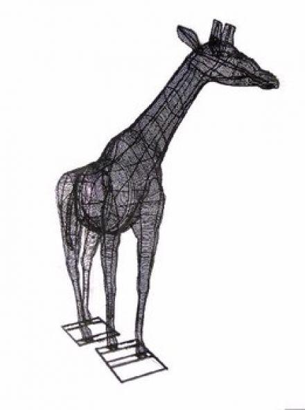 Giraffe CL W 152x91x36 cm (zwaar frame)