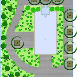 Tuinontwerp op maat | Moerbei Tuin