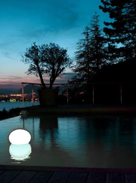 Draadloze tuinverlichting FLATBALL
