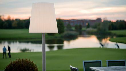Buitenschemerlamp LICHTE (LED tuinverlichting)