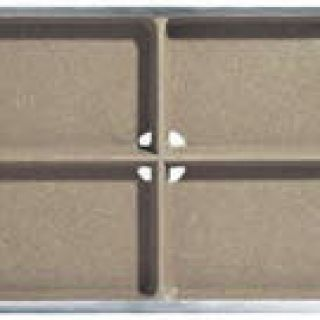 Schoonloperonderbak 60 x 40 x 8 cm (Easygarden, ACO artikel 00398)