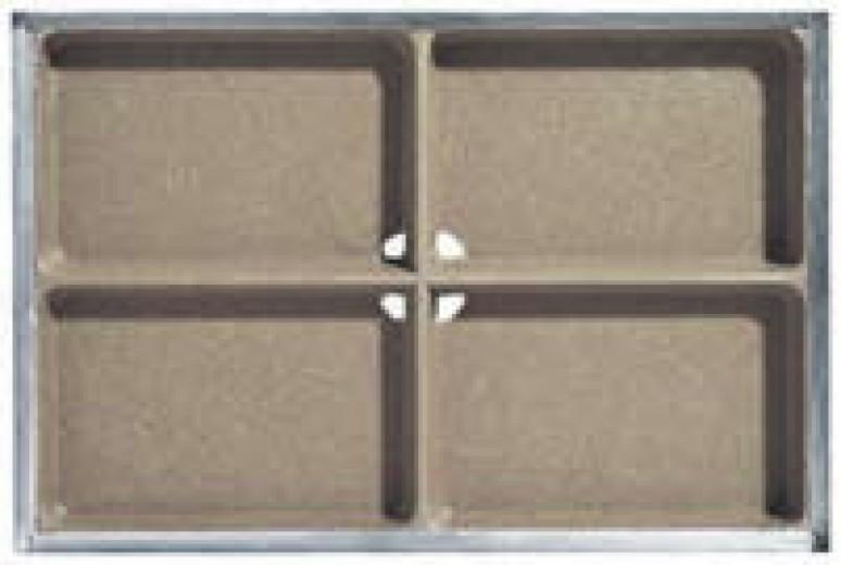 Schoonloperonderbak 75 x 50 x 8 cm (Easygarden, ACO artikel 00399)