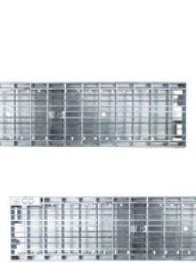 Glassline hoekelement 50 x 50 cm verzinkt (ACO Easygarden artikelnummer 3814437)
