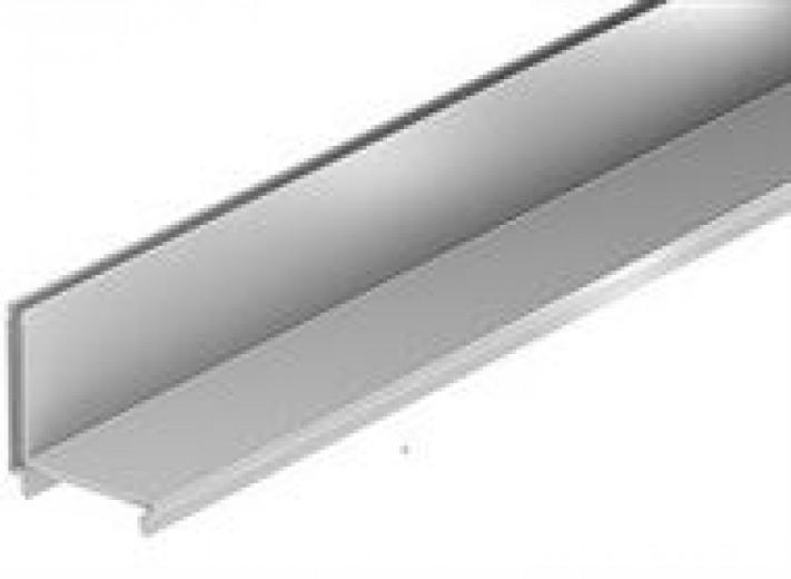 Slotline opzetstuk RVS Lengte 50 cm (ACO Easygarden sleufgoot artikelnummer 415849)