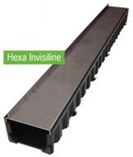 Hexa Invisiline L=1000mm RVS (ACO Easygarden artikelnummer 19570)