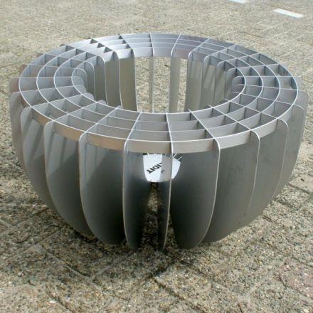 Vuurkorf RVS  80 cm