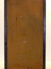 Tuinscherm Cortenstaal 90 x 180 cm zonder figuur