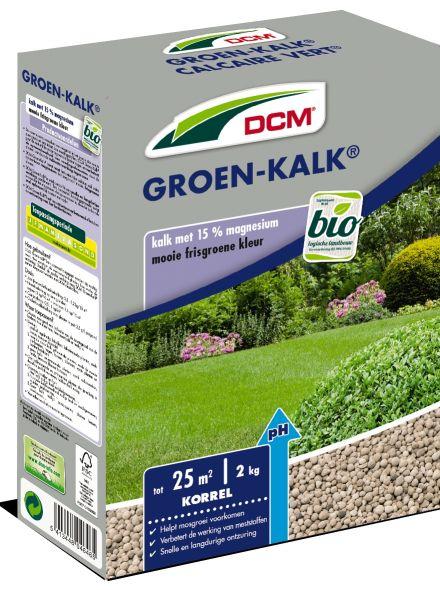 DCM Groen-Kalk® - Kalkbemesting - 2 kilogram