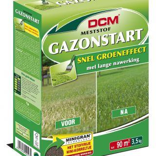 DCM Meststof Gazonstart - Gazon bemesten - 3,5 kilogram (Gazonbemesting 90 m2)