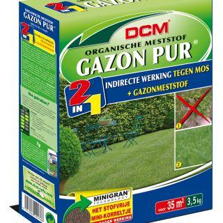 DCM Organische Meststof Gazon Pur® - 3,5 kilogram (Gazonbemesting 35 m2)