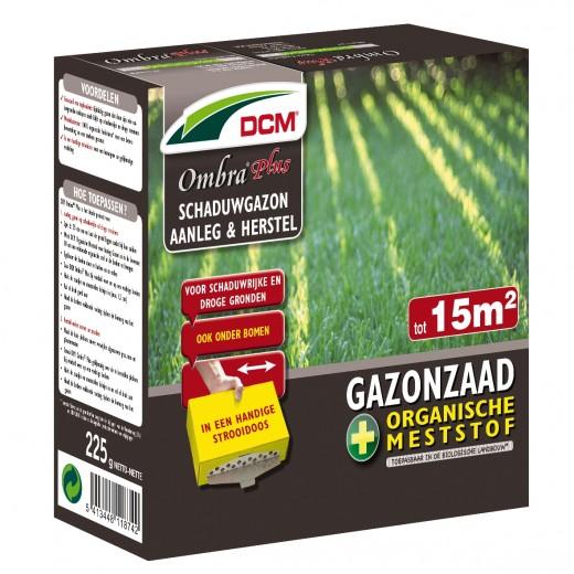 Graszaad schaduwrijke plaatsen - DCM Ombra® Plus - 15 m2 - 225 gram