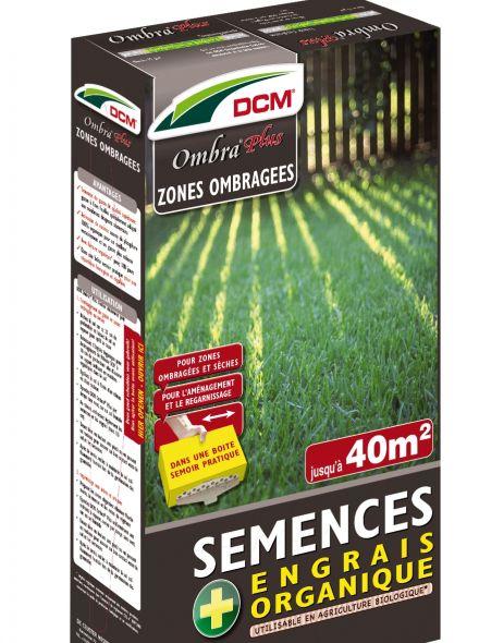 Graszaad schaduwrijke plaatsen - DCM Ombra® Plus - 40 m2 - 600 gram