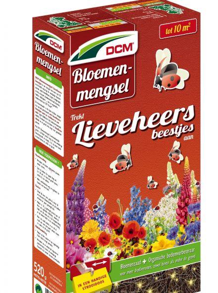 Bloemenmengsel voor Lieveheersbeestjes 520 gram (tot 10 m2)