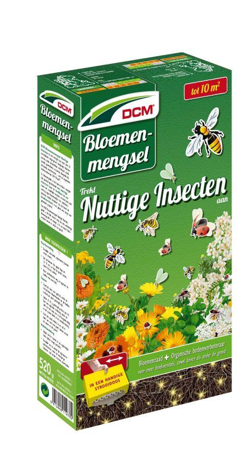 Bloemenmengsel voor nuttige insecten 520 gram (tot 10 m2)