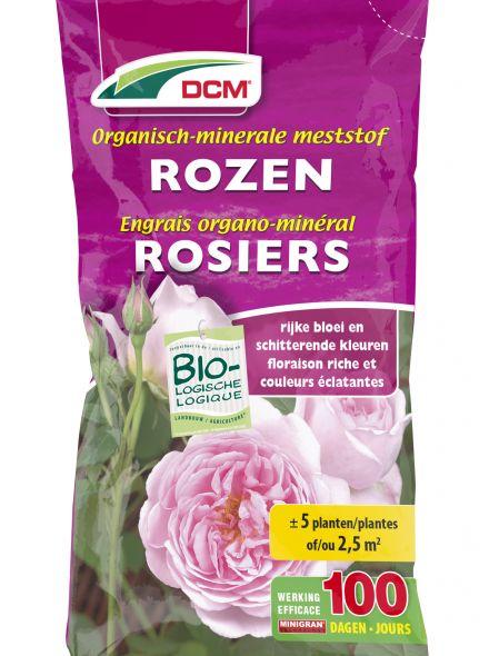 DCM Organische Meststof Rozen & Bloemen 200 gram (Rozenmest)