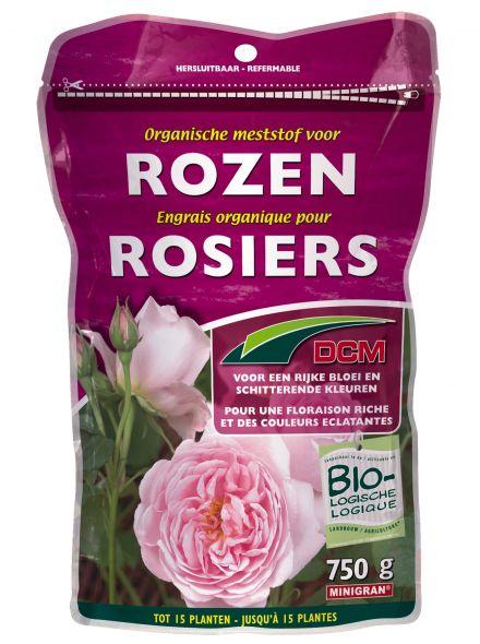DCM Organische Meststof Rozen & Bloemen 750 gram (Rozenmest)