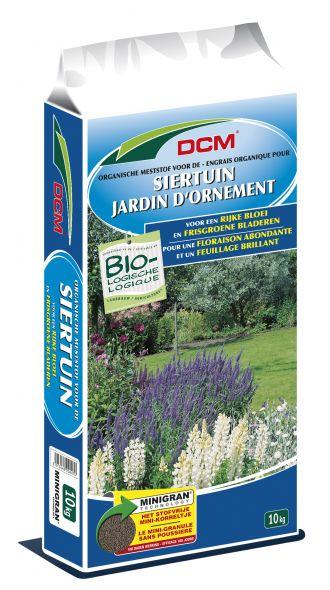 DCM Organische Meststof Siertuin - 10 kilogram (Organische bemesting voor de tuin)