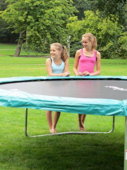 Trampoline 4,30 meter (ronde trampoline – EPP14)