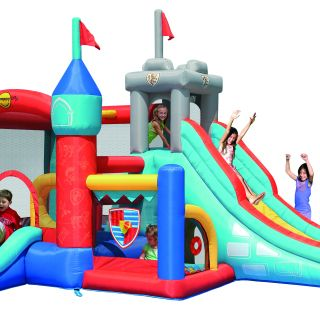 Springkussen Happy Hop 13 in 1 Bouncey Castle (HH9021)