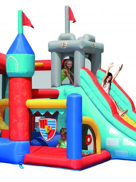 Springkussen Happy Hop 13 in 1 Bouncey Castle (HH9021)