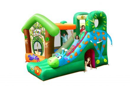 Springkussen Happy Hop Jungle Fun (HH9139)