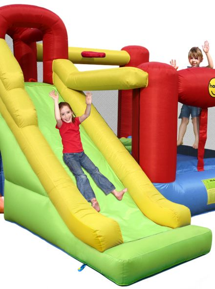 Springkussen Happy Hop 6 in 1 Play Center (HH9060)