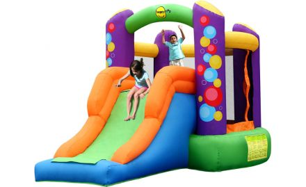 Springkussen Happy Hop Combo Bouncer with Slide (HH9236)