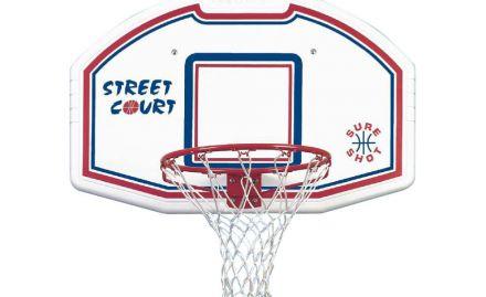 Bronx basketbalbord met muursteun (SS508)