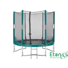 Hi-Flyer trampoline rond 1,80 meter met veiligheidsnet (HF06C)