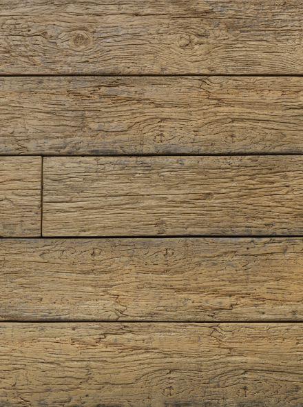Buitenvloer oud eiken bruin (plank 20 x 3,2 x 360 cm)