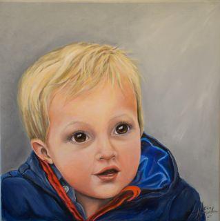 Portret kleinkind 2