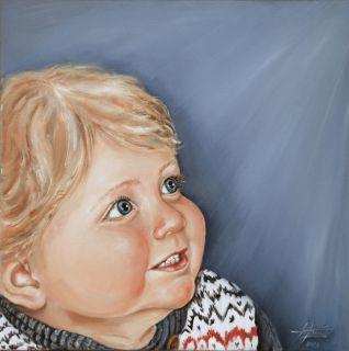 Portret kleinkind