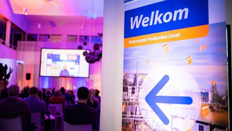 Rabobank Hollandse Ijssel - Inspiratieavond Sport & Cultuur