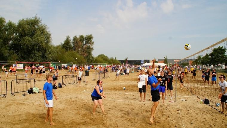 Haaftens Beachvolleybal Toernooi 2017